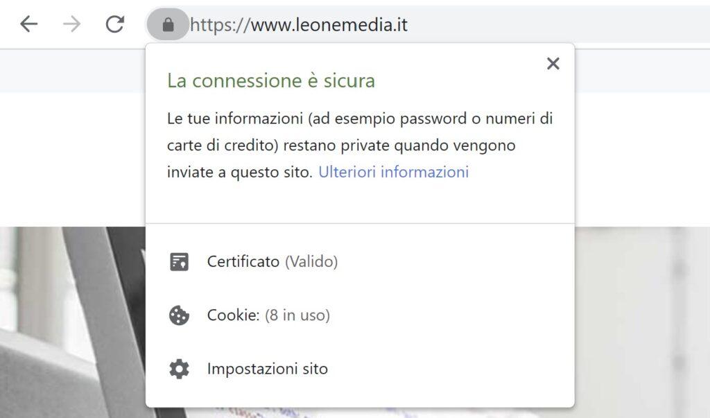Cos'è il certificato SSL